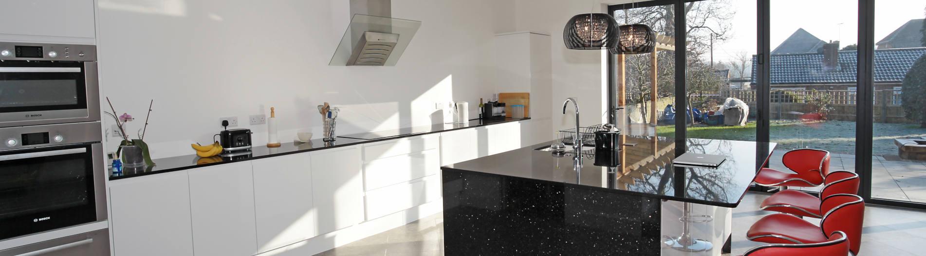 Builders West Sussex - Homepage Slider Image - Kitchen